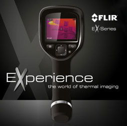 FLIR Ex-series Thermal Imagers