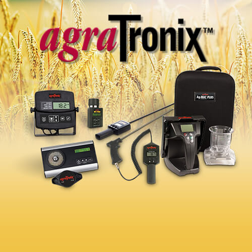 AgraTronix Moisture Testers for Agriculture