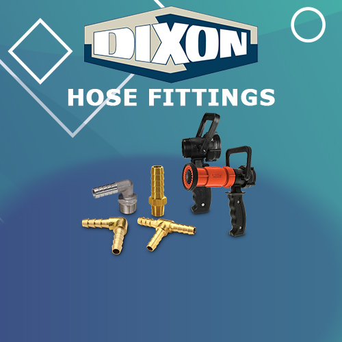 Dixon Hose Fittings