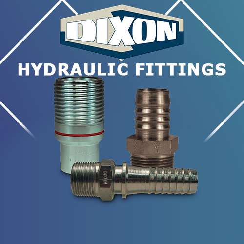 Dixon Hydraulic Fittings