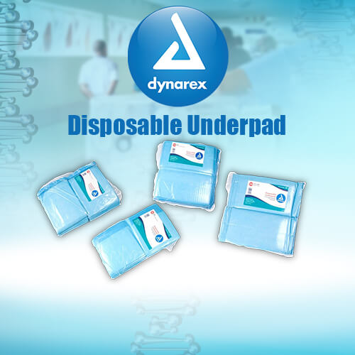 Dynarex Disposable Underpad