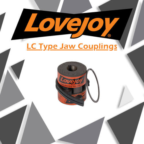 Lovejoy LC Type Jaw Couplings