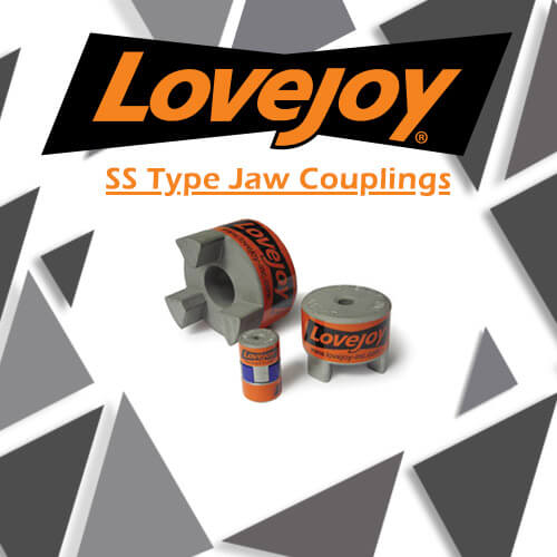 Lovejoy SS Type Jaw Couplings