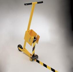 Aisle and Floor Marking tape applicator
