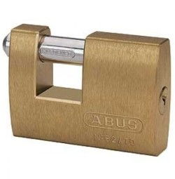 Shutter (or Straight Shackle) padlock