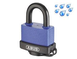 Weatherproof padlock