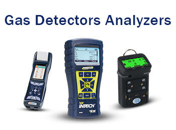 Gas Detectors & Analyzers