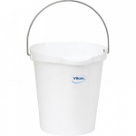 3 Gallons White Pail