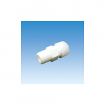 "3/4"" Tube x 3/4"" Male NPT PTFE Compression Fitting"