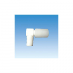 "1"" Tube PTFE Compression Elbow to 1"" Male NPT"