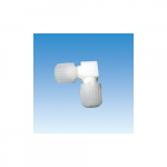 "1"" PTFE Tube Compression Elbow Union"