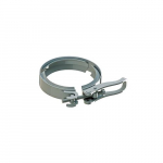 Flange Clamp, SS, Quick Release, 150mm