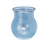 6533 12L Spherical Duran Flange Flask