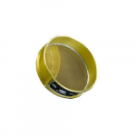 "#140 Test Sieve, Brass, 8"" Diameter"