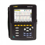 3 Inputs Three-Phase Power Quality Analyzer