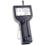 Handheld Airborne Particle Counter without Probe