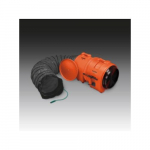 Explosion-Proof Plastic Axial Blower