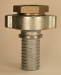 "(Ever-Tite) 2 1/2"" Ground Joint Coupling - Set"