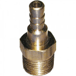 "3/8"" M x 1/4"" Hose Barb Easy Start Valve"
