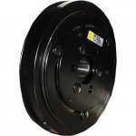 12 Volt Single Groove Clutch