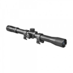 Rimfire Scope, 4x/20mm