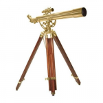 Anchormaster 28 Power Classic Brass Telescope