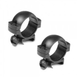 "1"" Low Weaver Style Rifle Scope Rings"