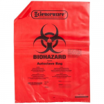 19x23 Biohazard Disposal Bag