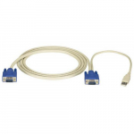 ServSwitch EC USB Server Cable, 6' (1.8-m)