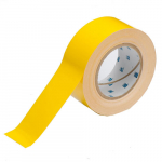 "ToughStripe, 2"" x 100' Solid Colored Tape, Yellow"