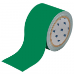 "ToughStripe, 2"" x 100' Solid Colored Tape, Green"