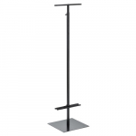 "90"" x 12"" Floor Stand for Lean Communication Boards"