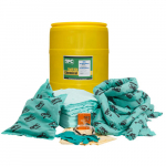 "107799 37""x24"" Dia. Hazwik Drum Chemical Spill Kit, 38 gal Absorb. Capac."