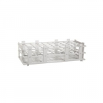 410 Polypropylene Test Tube Rack, 20mm Diameter