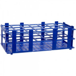 37 Polypropylene Test Tube Rack, 30mm Diameter