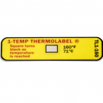 1 Level High Temperature Thermal Label