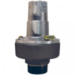 2182 Blower Air Relief Valve Male NPT, 25 PSI
