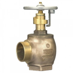 Pressure Angle Valve Male Outlet