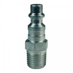 DF-Series Steel DQC Industrial Male Plug