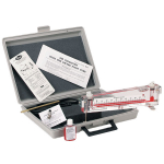 Series 100 Solid Plastic Portable Gage