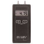 475 Mark III Digital Manometer