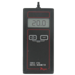 476A Single Pressure Digital Manometer