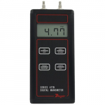 477B Handheld Digital Manometer