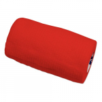Sensi-Wrap 4in x 5 yds Self-Adherent Bandage Rolls, Red