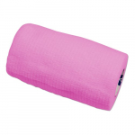 Sensi-Wrap 4in x 5 yds Self-Adherent Bandage Rolls, Pink