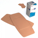 2in x 4 1/2in Adhesive Fabric Bandages Sterile