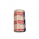 4in x 5yds Elastic Bandage with Self-Closure
