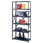 "48"" x 18"" x 85"" 300 Capacity Welded Box Shelving"