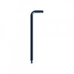 Pack of 5 Eklind 16955 T55 Bright Long Series Torx L-Key