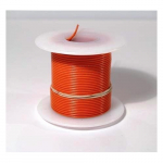 25 ft. 22 AWG Solid Wire - Orange